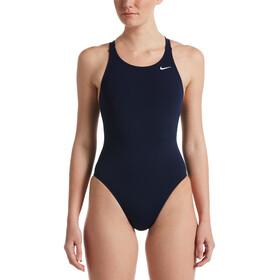 Nike Swim Hydrastrong Solids Fastback badedragt Damer, blå